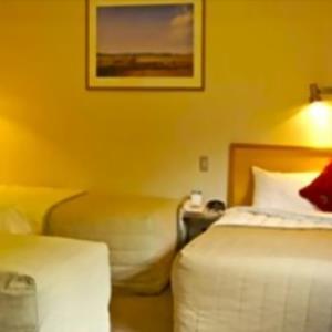 博客酒店房间