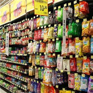 星辉日月超市零食