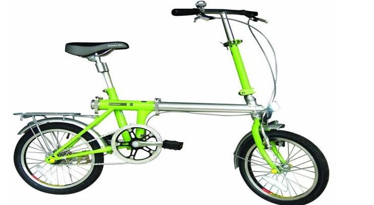速立達折疊自行車