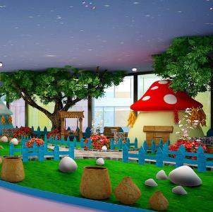 童星幼兒園蘑菇