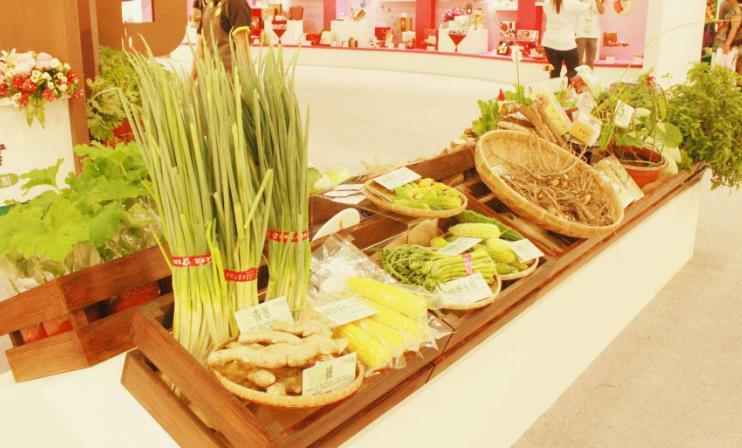 北林富硒农产品销售蔬菜