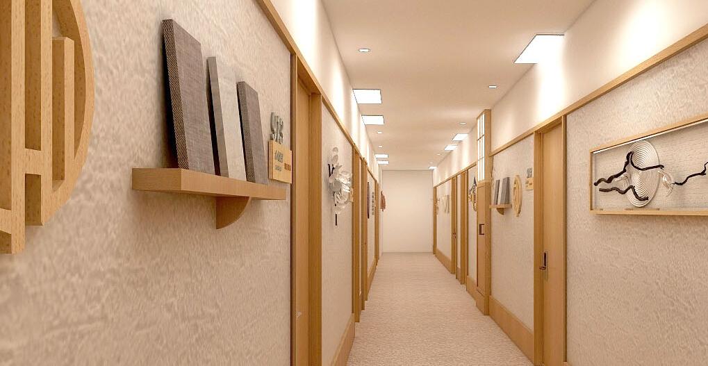 凌睿酒店走廊