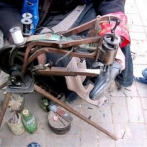 修鞋修鞋工具