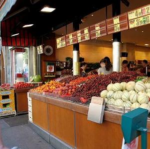 保丽水果超市加盟