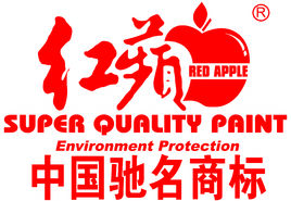 红苹果油漆加盟