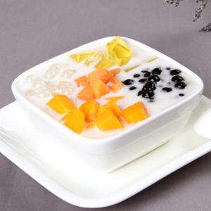 优格尔冻酸奶美味