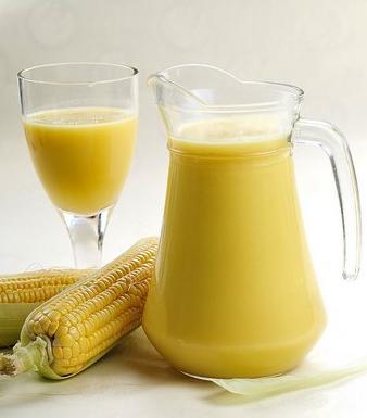 半亩田玉米汁真香