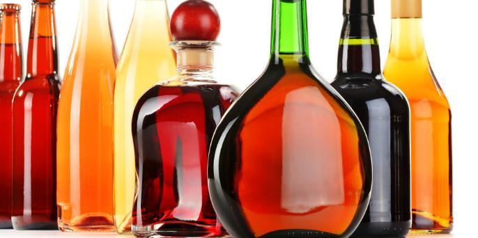 奔越古香酒业酒瓶