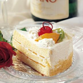 澳美洪培奶油蛋糕
