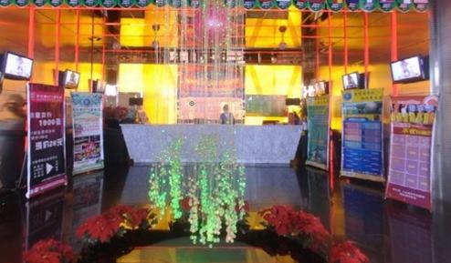 新元素KTV前台环境
