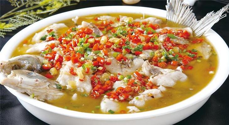 巧藝酸菜魚剁椒