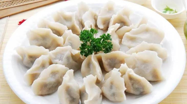 松花江饺子馆鲜肉