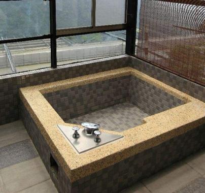 当归民宿浴池