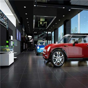 梅特莱斯国际汽车美容连锁机构红色