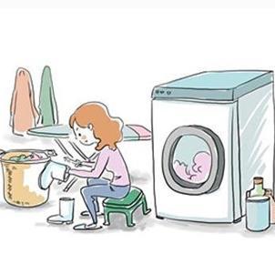 衣生緣干洗媽媽