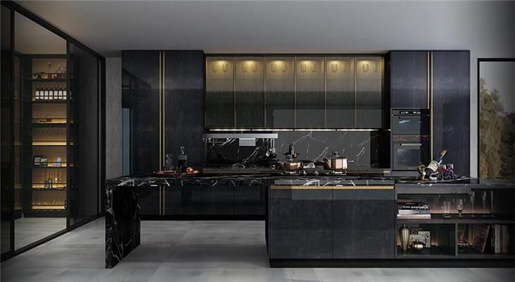 藍谷整體廚柜奢華