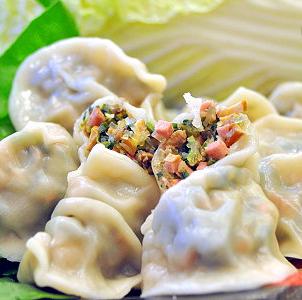 安吉人饺子
