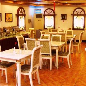 白鹤茶餐厅环境