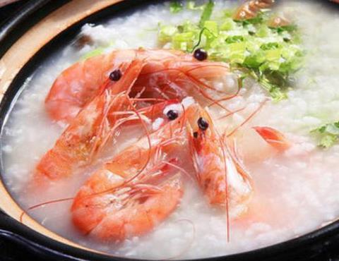 标记潮州砂锅粥海鲜粥