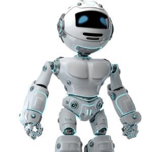 益樂機器人好看
