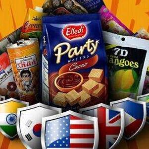 優客龍進口食品美國