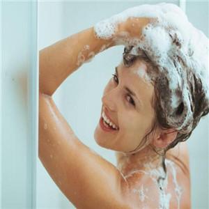 佰度洗发坊泡沫