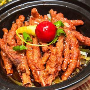 蜀地辣子鱼餐厅加盟