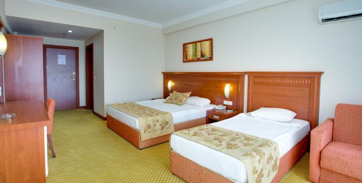 愛華飯店雙床套件