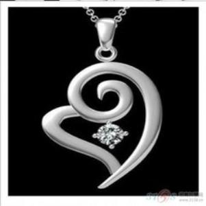 信德緣時尚銀飾銀項鏈