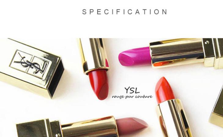 YSL彩妆加盟优势