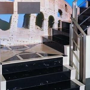 马可贝里陶瓷楼梯