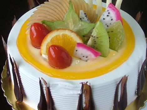 爱尚果园水果蛋糕