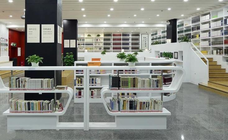 优贝亲子图书馆简约