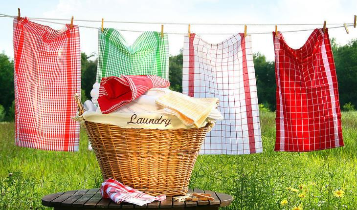 英格莱干洗店枕套