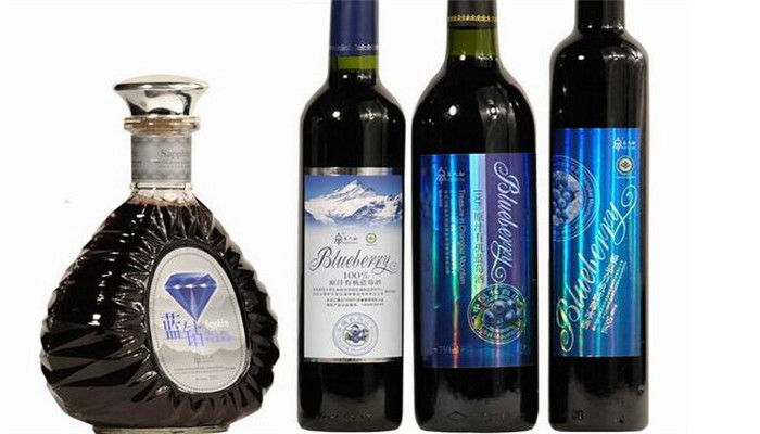 玛丽蓝莓酒多瓶