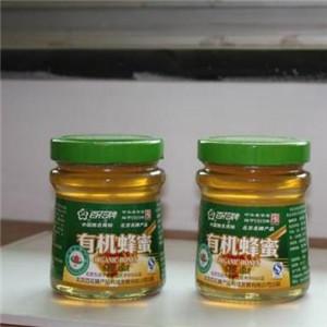 百花蜂產品有機蜂蜜