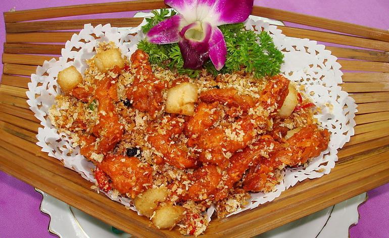 北菜主食厨房健康