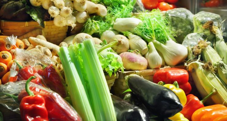 百味生活馆健康蔬菜