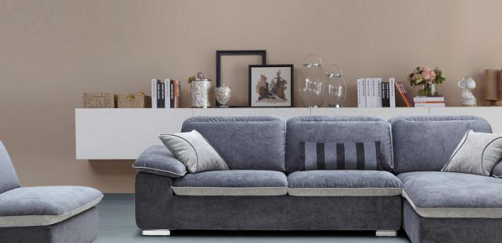 強力布藝沙發簡潔