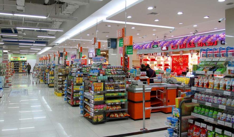 阿兰朵超市加盟店