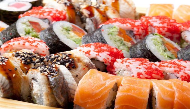 银座之夜鱼寿司