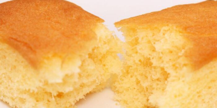 拔丝蛋糕金黄