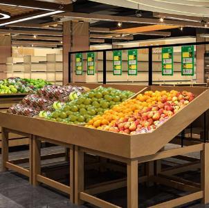 美食林超市水果