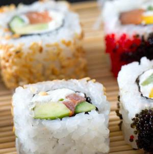 晓寿司简单