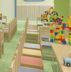 小行幼儿园课桌