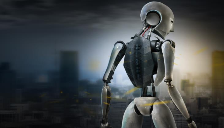 益樂機器人瘦