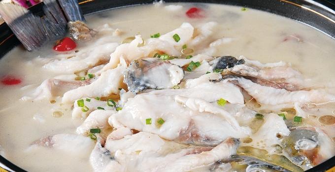 辣宴老坛酸菜鱼清淡