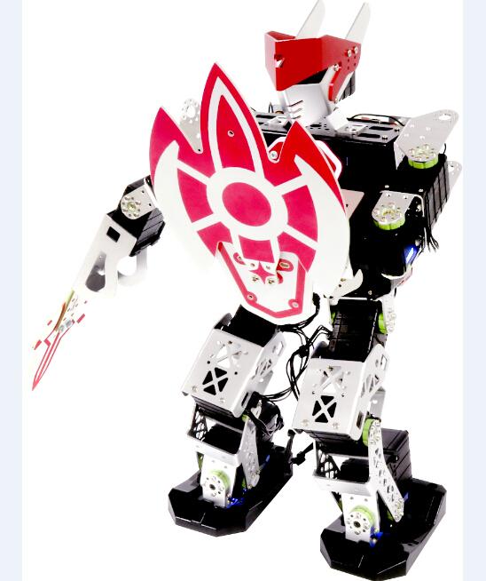 乐搏乐博机器人教育特别好