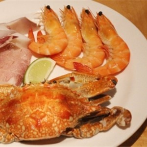 半岛时光西餐厅海鲜
