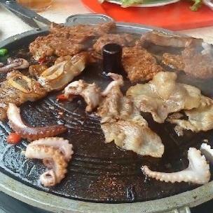 牛太郎自助烤肉